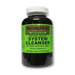 SYSTEM CLEANSER Polvo170g, Naturemost